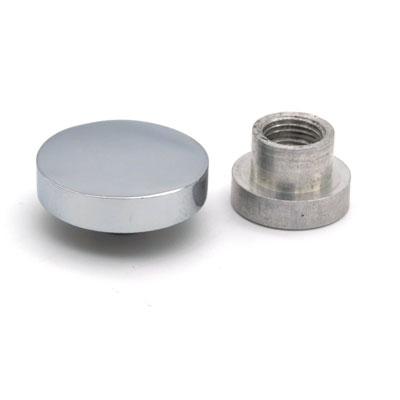 КЗС1626-21 крепление зеркала/стекла (скинали) 21 мм