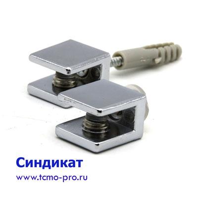 ПД16-68-6 Полкодержатель к зеркалу 6 мм