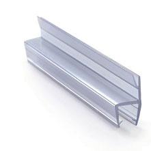 ПУ111-003А профиль уплотнительный для стекла 8 мм / 2.2 м