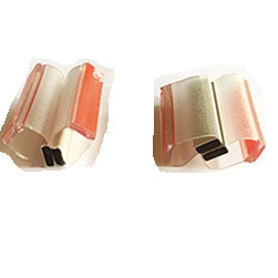 ПУ111-224А Профиль магнитный самоклеющийся  угол 90,180 градусов