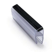 ПМ111-008С-8 профиль магнитный для стекла 8 мм / 135º / 2,2 м
