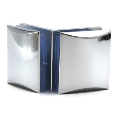 К110-209 коннектор стекло-стекло 90º