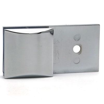 К110-214 коннектор стена-стекло 180º