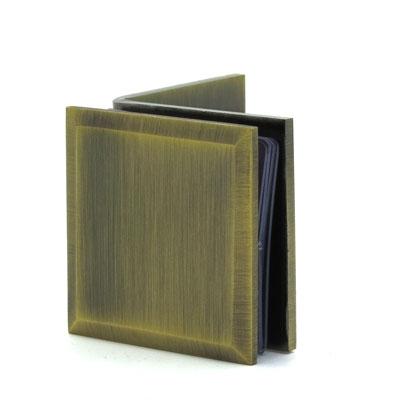 S803 коннектор стена-стекло 90º