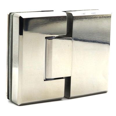 П926 петля стекло-стекло 180º AISI 304