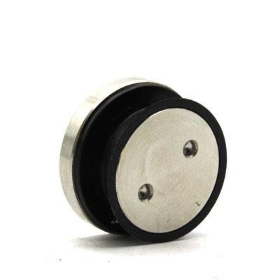 КТ151-501 точечное крепление-монета стена-стекло 6 мм / h17 мм
