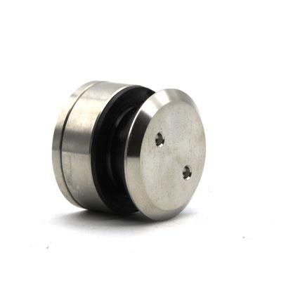КТ151-504А регулируемое крепление стена-стекло 12,5-14,5 мм / h25,5 мм