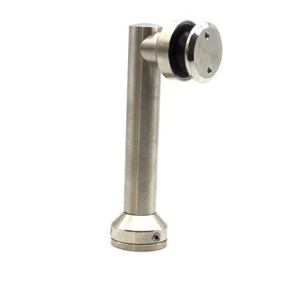 КТШ202-118 крепление стекло-пол/потолок со штангой