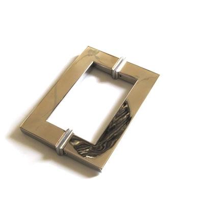 РС104 ручка-скоба двухсторонняя для стеклянной двери 15х30х170