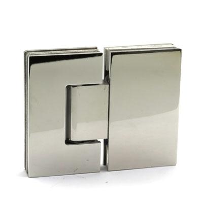П006-304 петля стекло-стекло 180º AISI 304