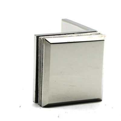 КН033-304 Коннектор 90 гр AISI 304 стена-стекло