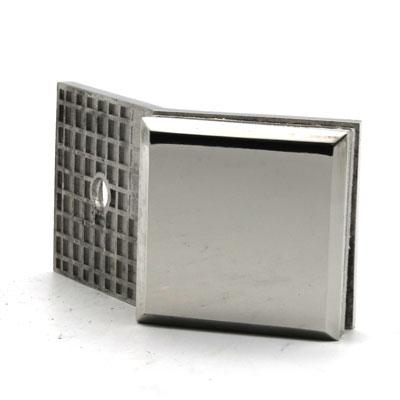 КН035-304 Коннектор 135 гр AISI 304 стена-стекло