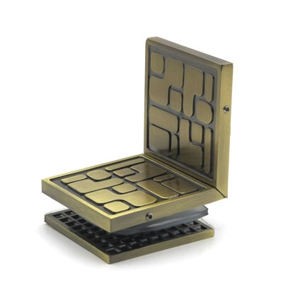 KT-A731-4 Коннектор стекло-стекло 90 гр