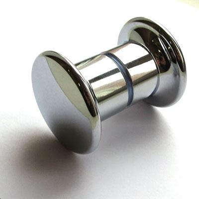 РК256 Ручка для стеклянной двери 50*30