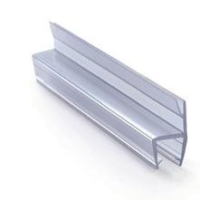 ПУ111-003A-6 Профиль уплотнительный для стекла 6мм, 2.2 метра