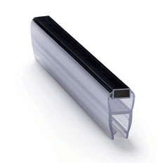 ПМ111-008B-6 Профиль магнитный для стекла 6мм,  2,2м.