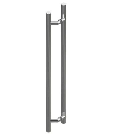 РС671 Ручка для стеклянной двери 32x625x800