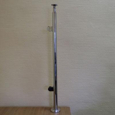 PR70-166 Стойка-стеклодержатель 38.1*950