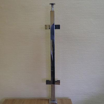 PR70-167 Стойка-стеклодержатель 40*40*950мм