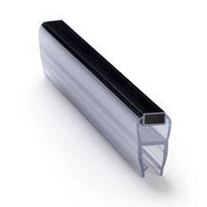 114-008B-8 Профиль магнитный стекло 8 mm 180 гр длина 2200мм