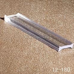 SN114-8-180 Профиль проставка стекло 8 мм
