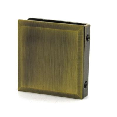 S801К-1 коннектор стена-стекло 90гр