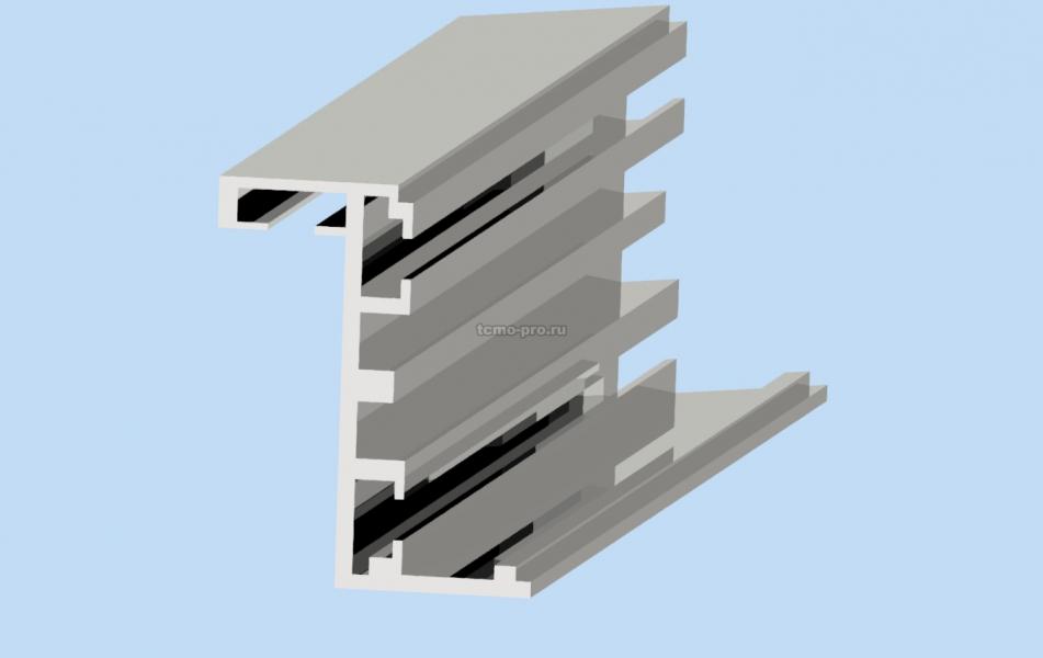 KR0883-08 Профиль коробка Z