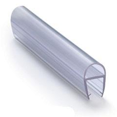 ПУ114-007 Профиль уплотнительный 2500мм стекло 8мм