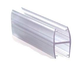 SN114-010A Профиль уплотнительный стекло 8мм длина 2.2 метра