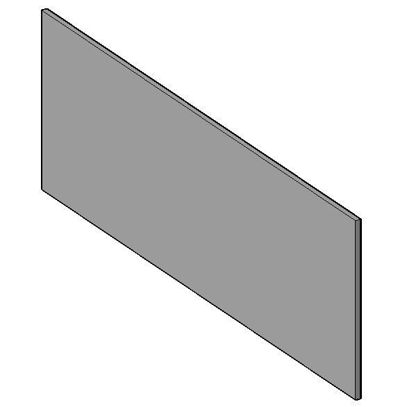 S-102-2 Проставка для зажимов под стекло 2мм