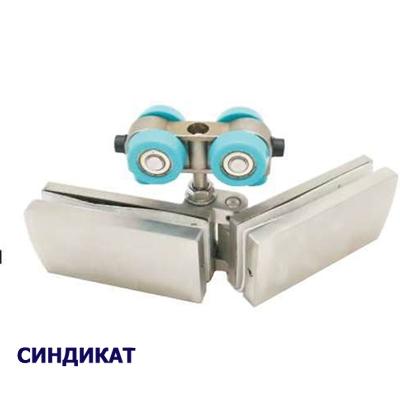 SND4000-3 Каретка с петлей стекло-стекло