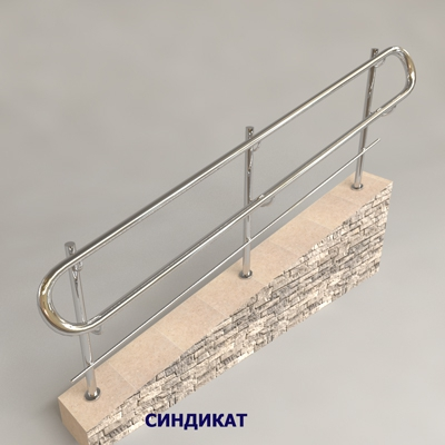 SND921-304 Перила для пандусов для инвалидов из нержавеющей стали