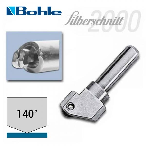 141-07A Сменный держатель режущего ролика «Silberschnitt» 2000 (140°, 3 - 5 мм)